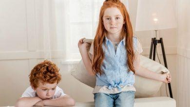 بی مسئولیتی فرزندان