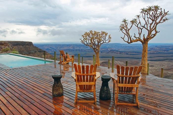 راهنمای سفر به نامیبیا