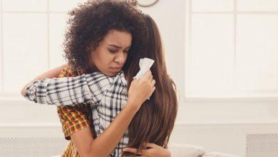 اثرات گریه برای جسم و روح