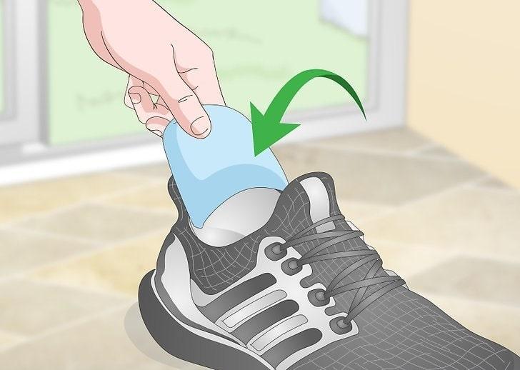 چگونه سایز کفش را کوچک کنیم