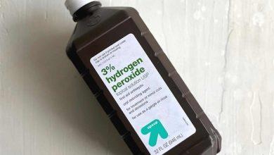 خواص درمانی آب اکسیژنه