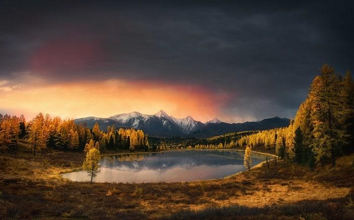 کوههای طلایی آلتا