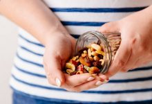 میوه خشک برای کاهش وزن