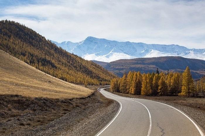 جاده ابریشم سیبری
