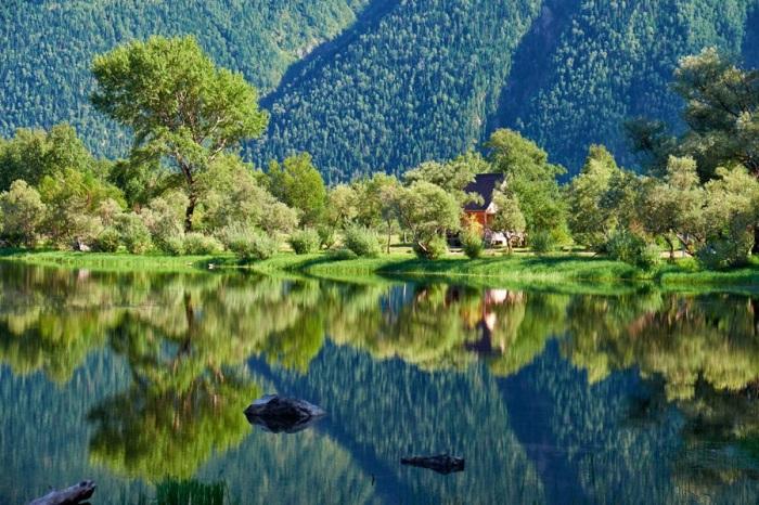 دریاچه تله تسکوی