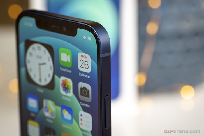 مشخصات فنی و عکس های گوشی آیفون 12 اپل