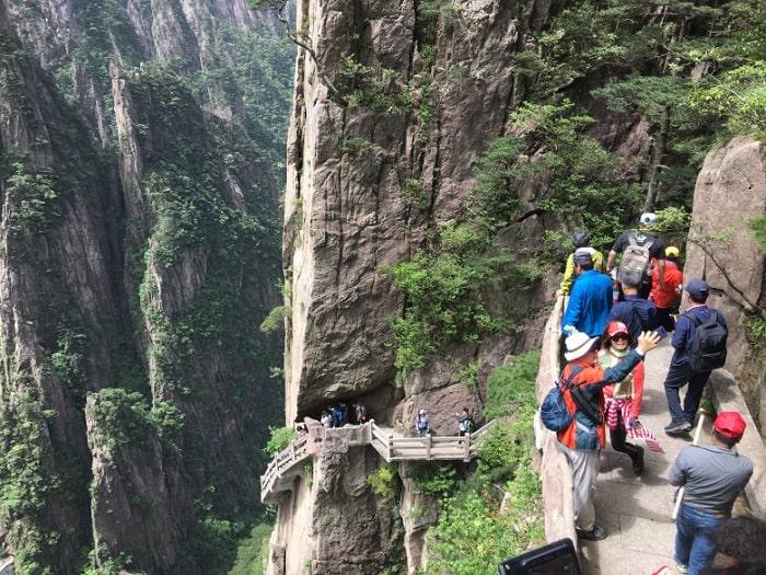 منطقه Xihai Grand Canyon
