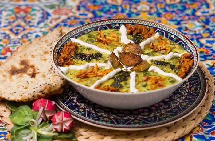 غذاهای ایرانی بدون گوشت