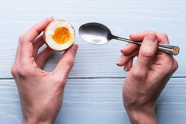 رژیم لاغری تخم مرغ