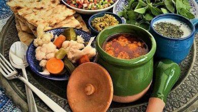 قورما شورباسی آذربایجان