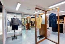 طراحی و دکوراسیون داخلی مغازه